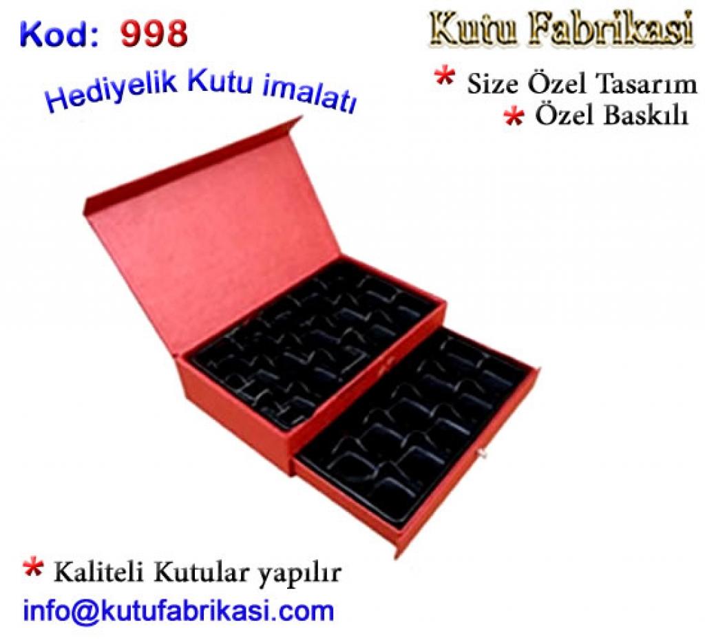 Özel tasarım Hediyelik Kutu FK 998 Matbaa Baskı İmalat Matbaacı