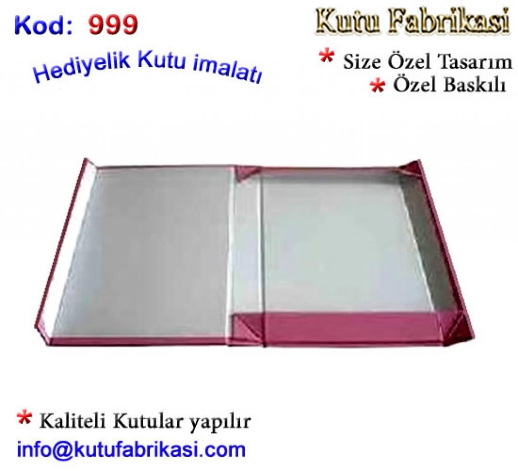 Özel tasarım Hediyelik Kutu FK 999 Matbaa Baskı İmalat Matbaacı