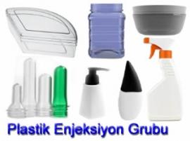 Plastik Enjeksiyon Kutular