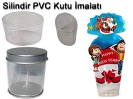 PVC Silindir Kutular