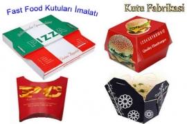 FAST FOOD KUTULARI