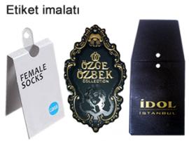 Karton Etiketler